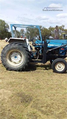 1990 Ford 6600 - Farm Machinery for Sale