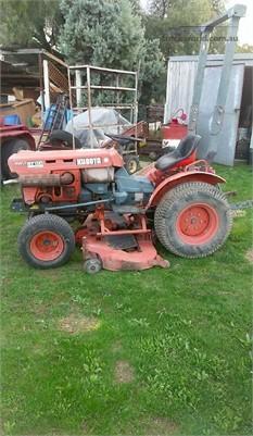 2006 Kubota B7100 - Farm Machinery for Sale