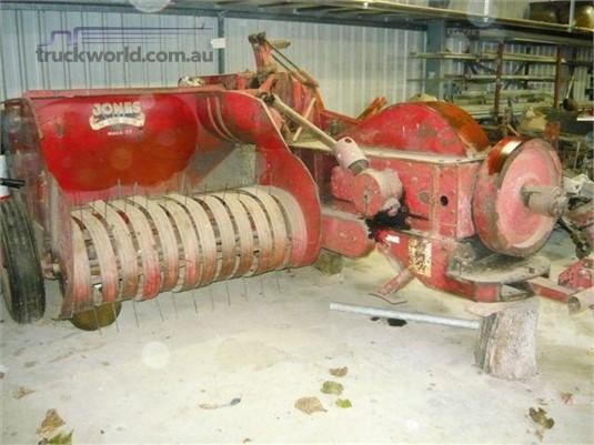 1964 Jones MK12 - Farm Machinery for Sale