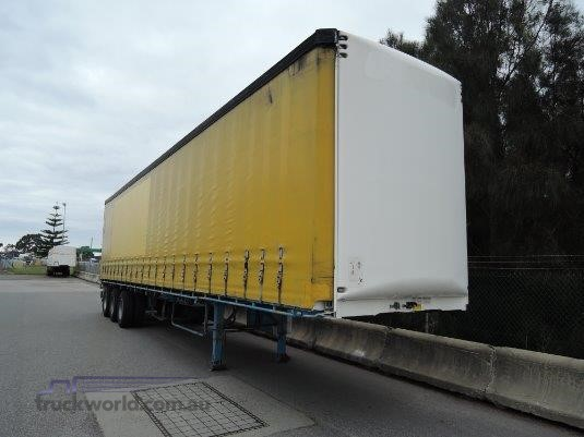2006 Maxitrans Curtainsider Trailer - Trailers for Sale