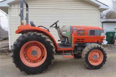 KIOTI Less Than 40 HP Tractors Auction Results - 185
