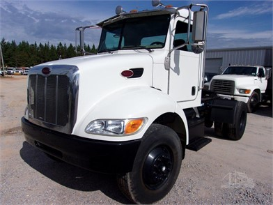 PETERBILT 335 Conventional Day Cab Trucks For Sale - 4