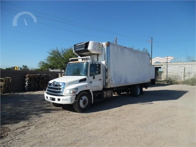 Reefer Van Trucks / Straight Trucks Online Auction Results