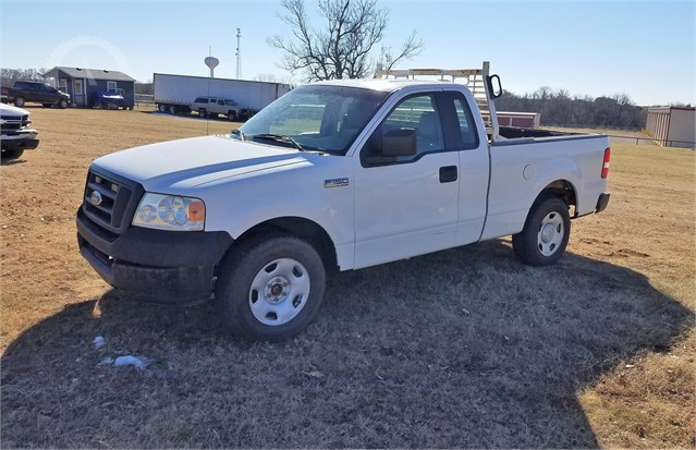 2005 Ford F 150 Xl >> Auctiontime Com 2005 Ford F150 Xl Online Auctions