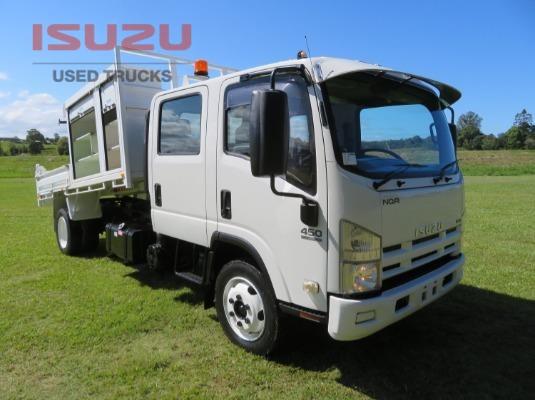 2010 Isuzu NQR 450 Crew Used Isuzu Trucks - Trucks for Sale