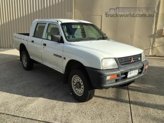 1999 Mitsubishi TRITON - Trucks for Sale
