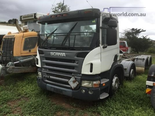 2007 Scania P310 - Trucks for Sale