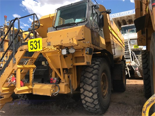 0 Caterpillar 773D - Heavy Machinery for Sale