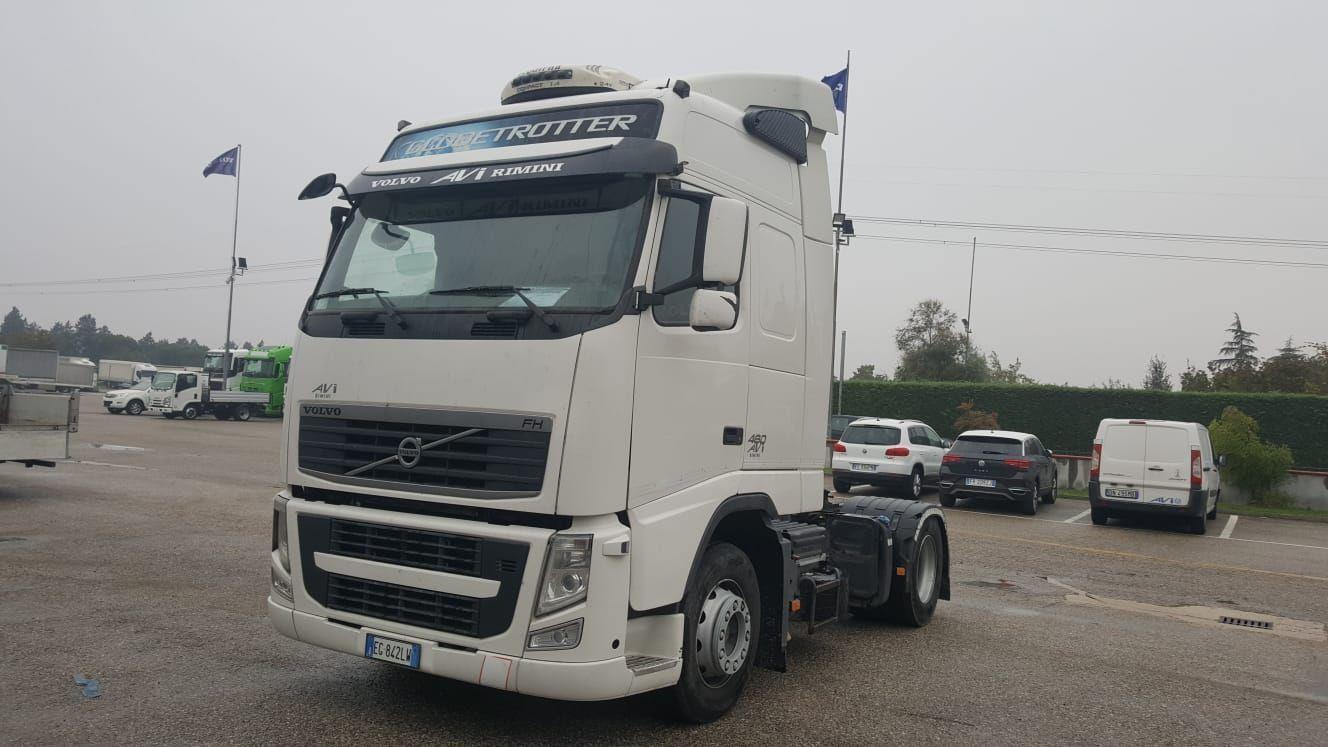 Volvo FH13 Usato
