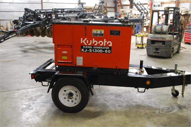 KUBOTA Generators For Sale - 23 Listings | PowerSystemsToday com