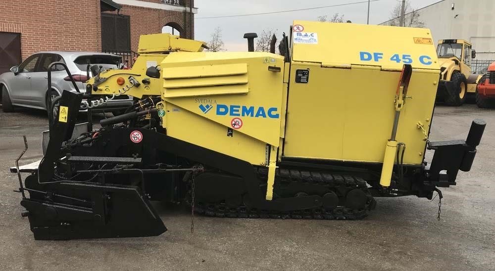 DEMAG DF45C #Used 2007