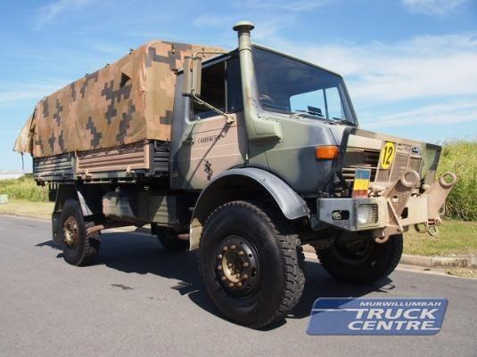 1988 Mercedes Benz Unimog U1700L Murwillumbah Truck Centre - Trucks for Sale