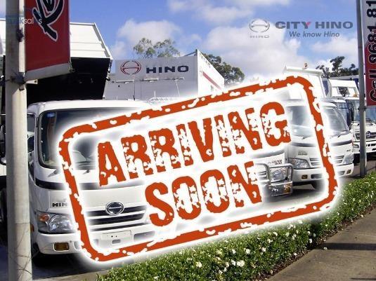 2013 Hino 300 Series 616 Medium Auto City Hino - Trucks for Sale