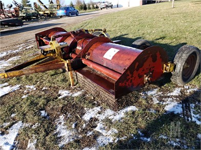 Mathews Company Flail Mowers / Hedge Cutters Auction Results - 18