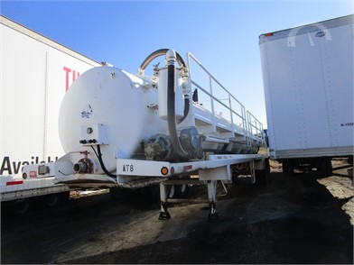 DRAGON Vacuum Tank Trailers Auction Results - 17 Listings