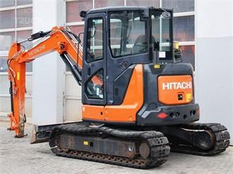 HITACHI ZX55U-5