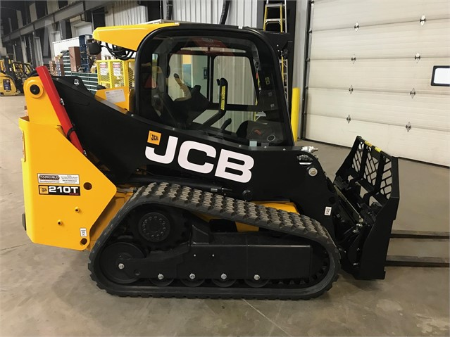 2018 JCB 210T For Sale In Green Bay, Wisconsin | MarketBook ca
