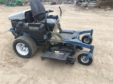 Dixon Zero Turn Lawn Mowers Auction Results 35 Listings Auctiontime Com Page 1 Of 2