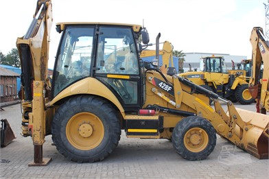 CATERPILLAR 428F For Sale By EarthCon Equipment Sales - 1