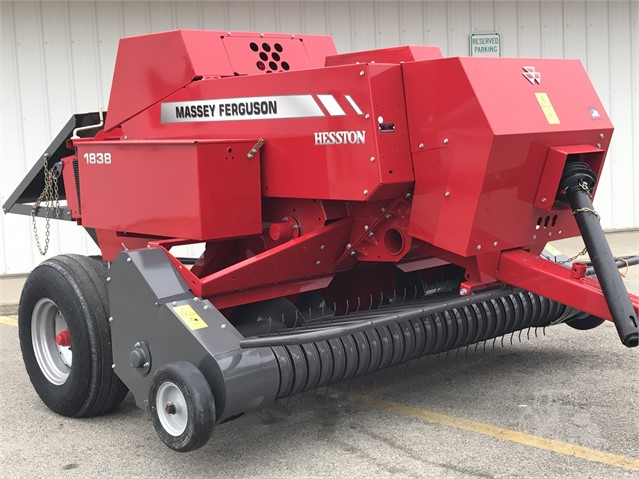2018 MASSEY-FERGUSON 1838 For Sale In Berne, Indiana | www