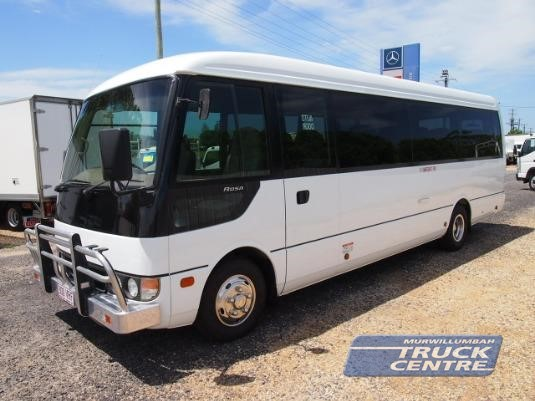 2012 Fuso Rosa Deluxe 25 Seats Murwillumbah Truck Centre - Buses for Sale