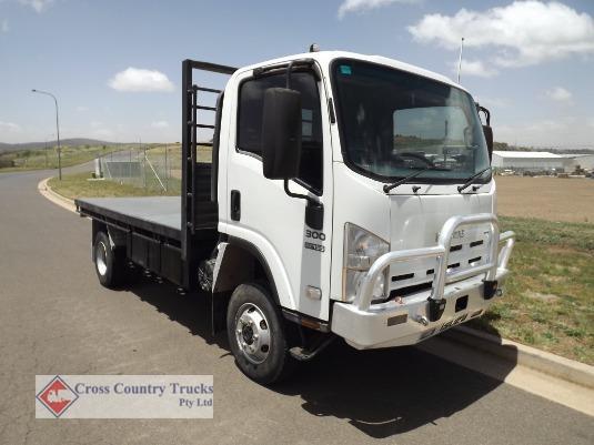 2011 Isuzu NPS 300 4x4 Cross Country Trucks Pty Ltd - Trucks for Sale