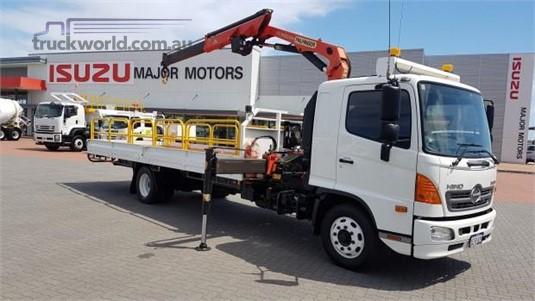 2013 Hino 500 Series 1426 FE - Truckworld.com.au - Trucks for Sale