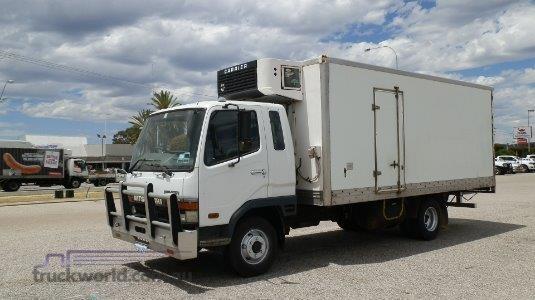 1998 Mitsubishi Fighter FK617 Truck Traders WA - Trucks for Sale