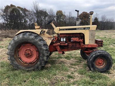 J I CASE 100 HP To 174 HP Tractors Auction Results - 114 Listings
