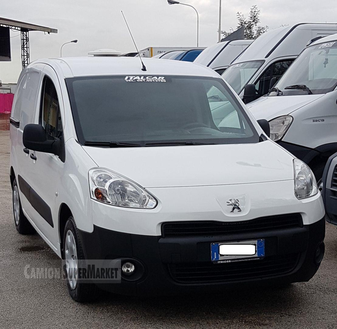 Peugeot PARTNER Usato 2013