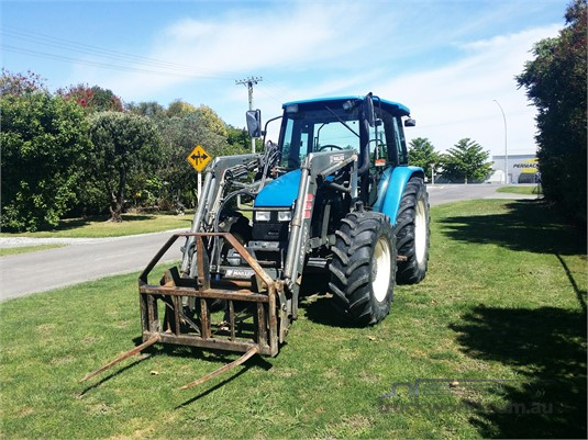 0 New Holland TL80 - Farm Machinery for Sale