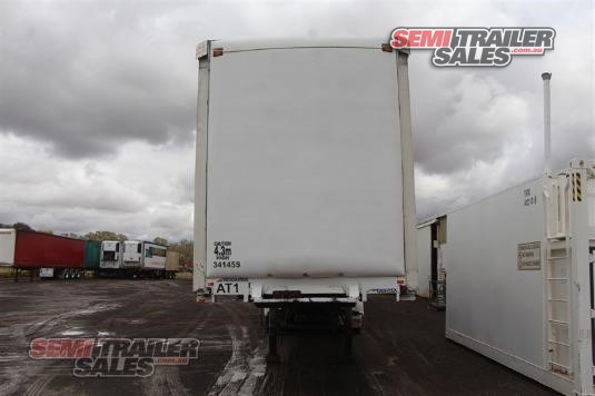 1997 Freighter 34 Pallet Curtainsider B Double Set Semi Trailer Sales - Trailers for Sale