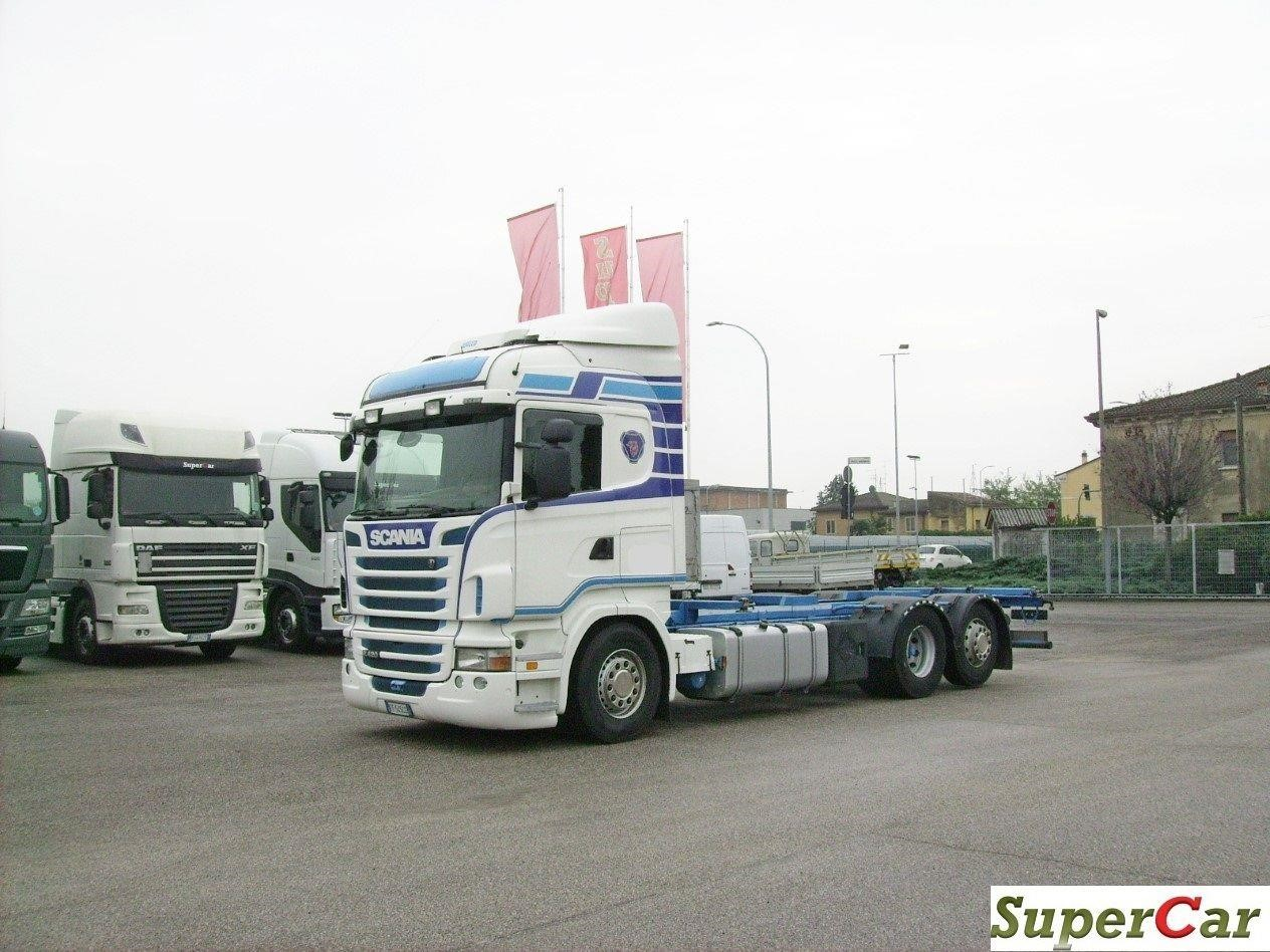 Scania R420 #Used