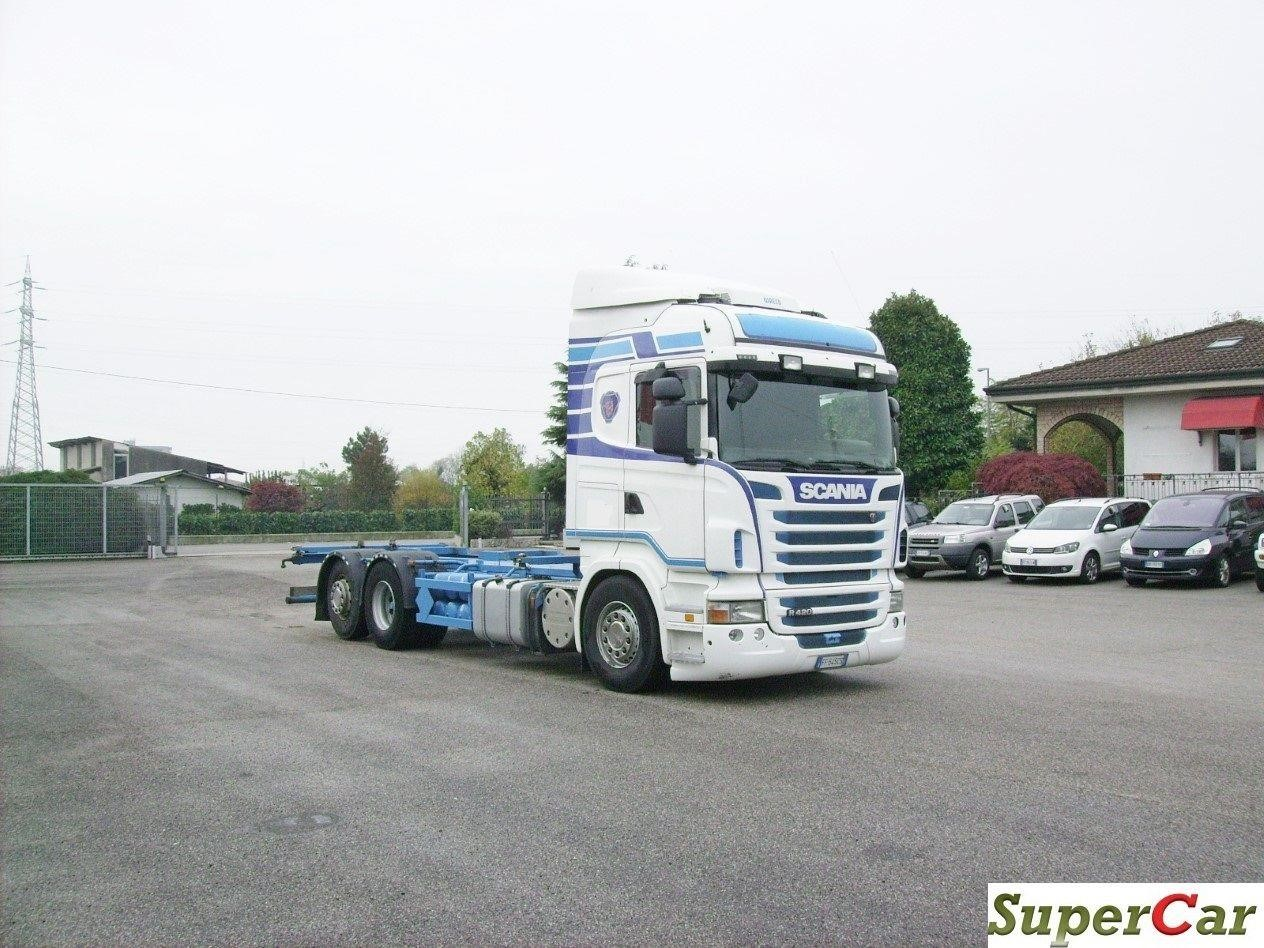 Scania R420 #Used 2011