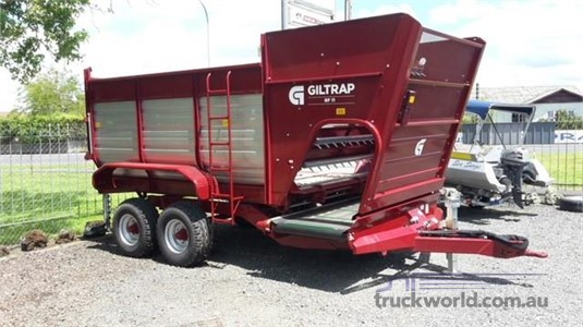 Giltrap RF11 - Truckworld.com.au - Farm Machinery for Sale