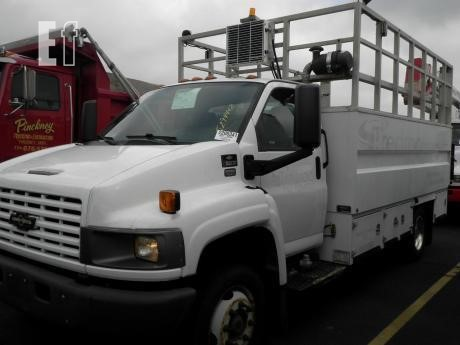 C4500 For Sale >> Lot 2007 Chevrolet Kodiak C4500 For Sale In Indianapolis Indiana