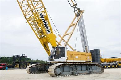 LIEBHERR Crawler Cranes For Sale - 134 Listings