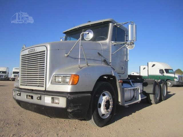 1999 freightliner fld112 for sale in amarillo texas. Black Bedroom Furniture Sets. Home Design Ideas
