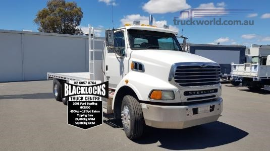 2008 Sterling LT9500 Blacklocks Truck Centre - Trucks for Sale