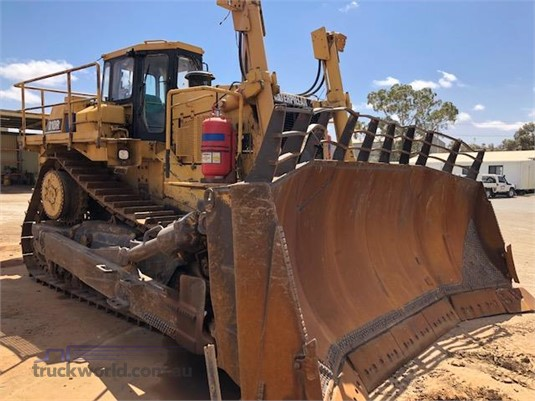 0 Caterpillar D10R - Heavy Machinery for Sale