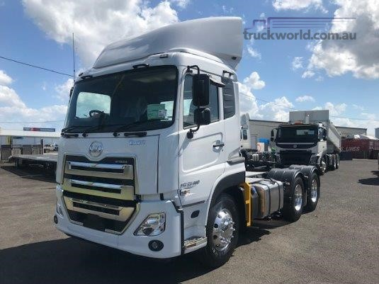 2018 UD GW26 460 Quon Trucks for Sale