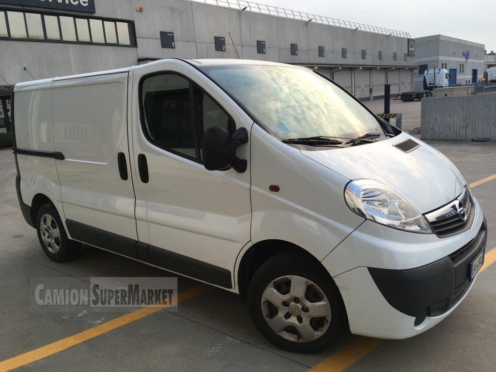 Opel VIVARO Usato 2014 Veneto