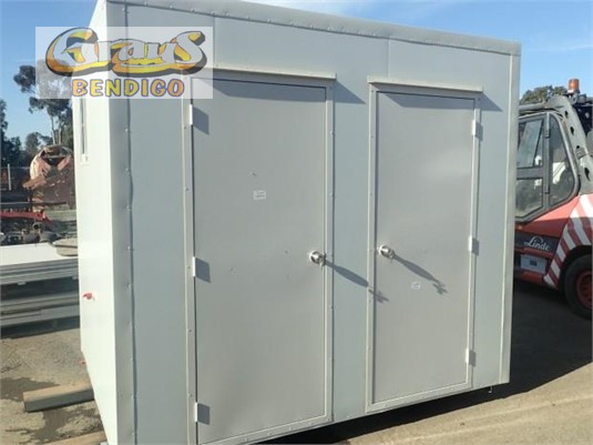 2020 Grays Bendigo Dual Toilet Block Grays Bendigo - Transportable Buildings for Sale