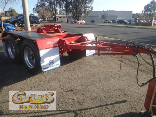 2011 QP Truck Machinery Sales Dolly Grays Bendigo - Trailers for Sale