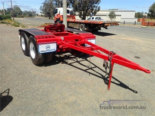2005 Tse Dolly - Trailers for Sale
