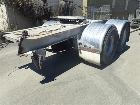 2001 Freighter Dog Trailer - Trailers for Sale