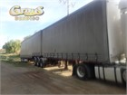 2003 Maxitrans Curtainsider Trailer B Double Combination
