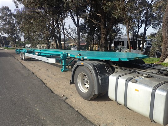 2005 Barker other - Trailers for Sale