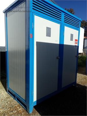 2018 Custom Built Dual Toilet Block - Transportable Buildings for Sale
