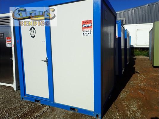 2018 Custom Built Toilet/Shower Block Grays Bendigo - Transportable Buildings for Sale